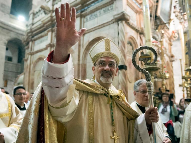 latin patriarchate of jerusalem