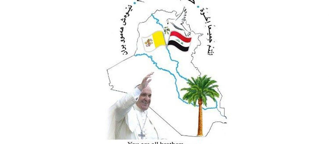 Iraq Visit logo
