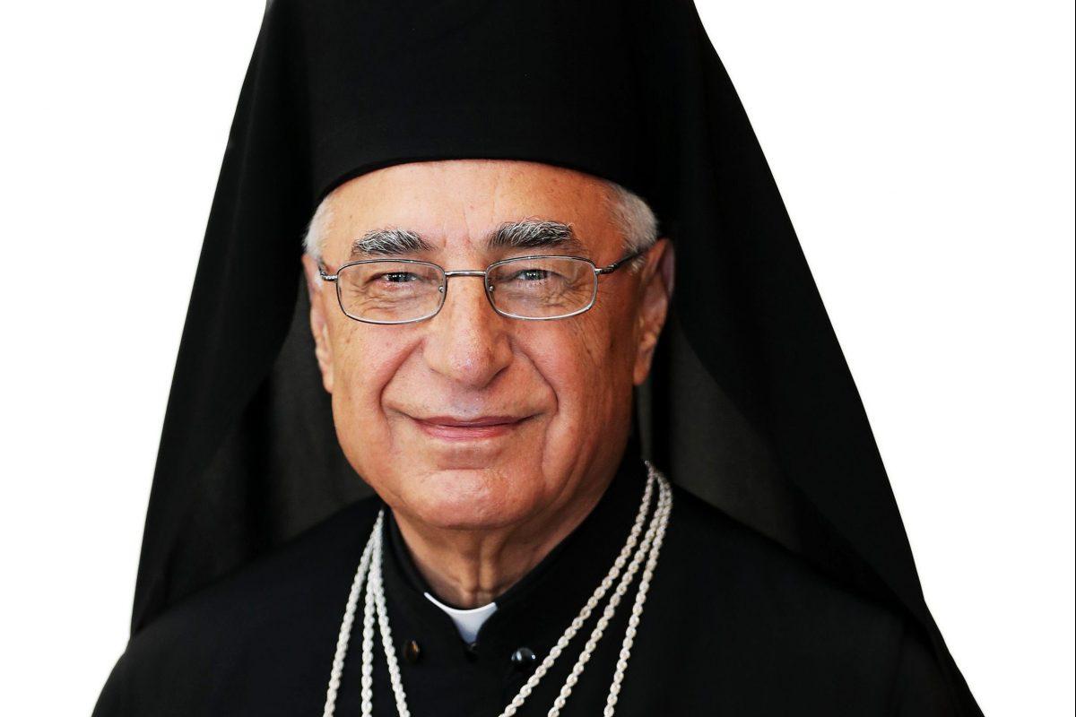 SB-Youssef-ABSI-patriarche-grec-melkite