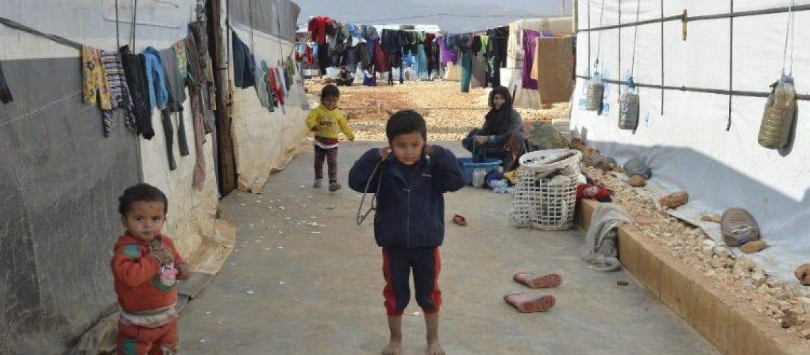 syria refugees covid19