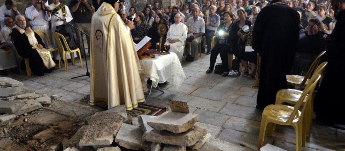 vatican news first mass